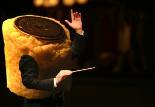 Pierre Dorée chef d'orchestre