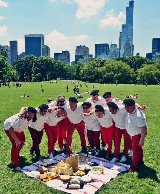 LFE Central Park picnic 2